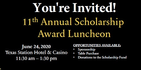 Project 150 Scholarship Award Luncheon 2020 tickets