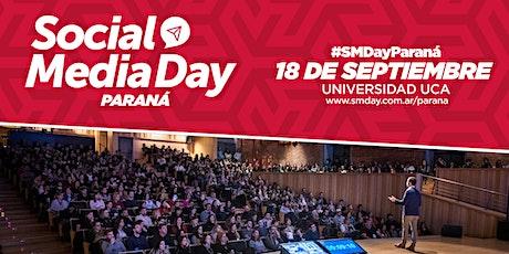 Social Media Day Paraná 2020 entradas