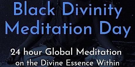 Black Divinity Meditation (Upstate, SC) tickets