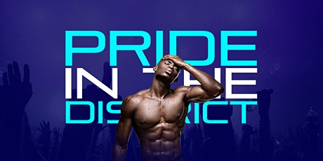 DISTRICT PRIDE 2021 • MEMORIAL WEEKEND • DC BLACK PRIDE | TEXT DC TO 64600 tickets