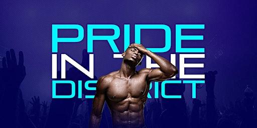 DISTRICT PRIDE 2020 • MEMORIAL WEEKEND • DC BLACK PRIDE | TEXT DC TO 64600