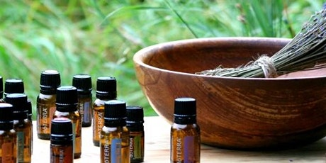 Essential Oils For Body Mind Soul (interactive Workshop) tickets