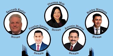 Chicago Chinatown IL Senate & IL House Candidates Forum tickets