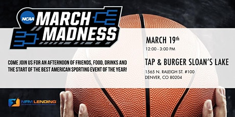 March Madness Event - The Uphoff Team tickets