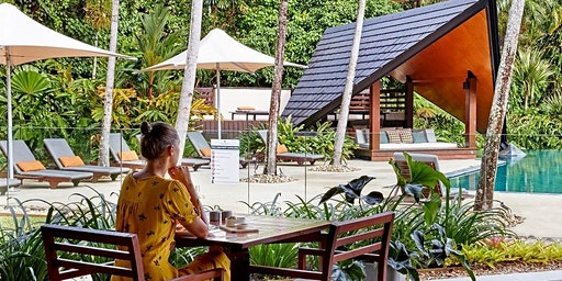 Coaching in the Cabana, a Day Retreat for International Women's Day 2020