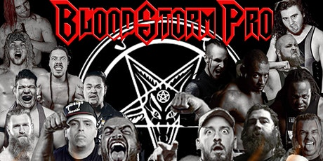 BloodStorm Pro Presents: Welcome To Hell tickets