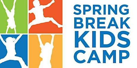 Spring Break Kids Boxing Camp! tickets