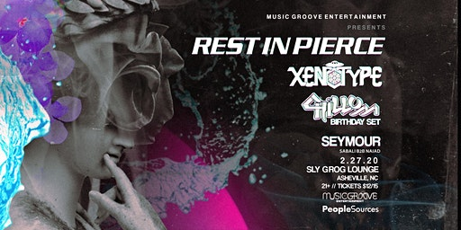 Rest In Pierce ft Xenotype
