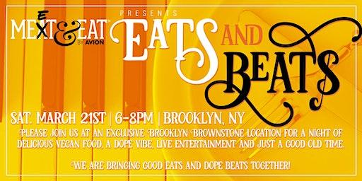 Eats and Beats- A Vegan Tasting Experience