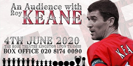 An audience with Roy Keane tickets