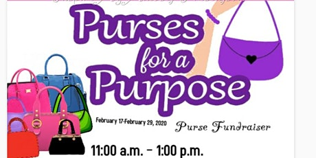 Purse For A Purpose tickets