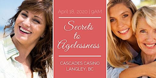 Secrets to Agelessness