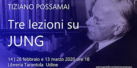 Tiziano Possamai | Tre Lezioni su Jung biglietti
