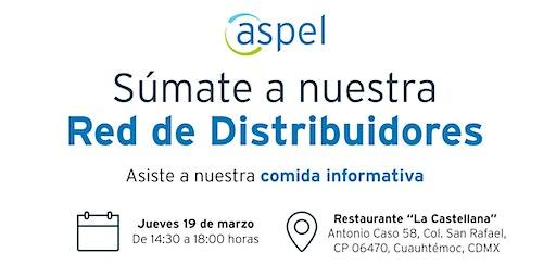 ¿Cómo ser Distribuidor Aspel?