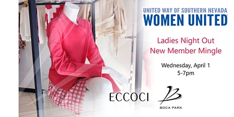 Women United Ladies Night Out tickets