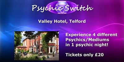 Psychic Switch - Telford