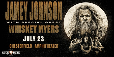 Jamey Johnson with Whiskey Myers tickets
