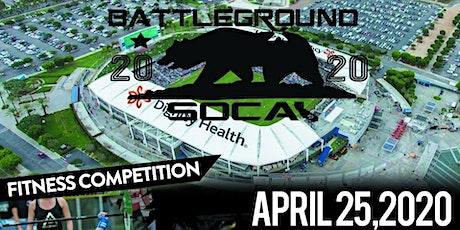 2020 Battleground SoCal tickets