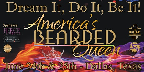 America's Bearded Queen Pageant Night 2 tickets