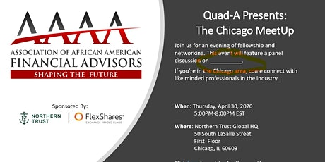 Quad-A Presents: The Chicago MeetUp tickets