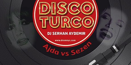 Disco Turco: Ajda vs. Sezen tickets