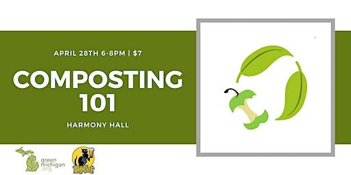 Composting 101 - Sustainability Series Kalamazoo