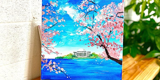 THINGS TO DO -PAINT & SIP EVENT: MEMORIAL