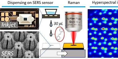 Quantitative Plasmonic Sensing with Single-Chip Inkjet Dispense Surface Enhanced Raman Spectroscopy (ID-SERS) tickets
