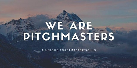 A Unique Toastmasters Club tickets