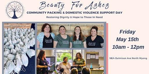 Community Packing & Domestic Violence Support Day