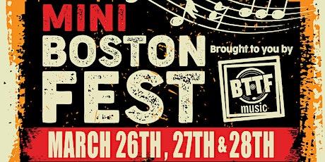 Mini Boston Fest tickets