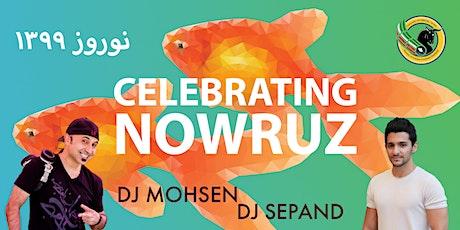 UCI Nowruz 1399 Celebration tickets