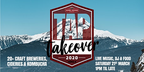 Tap Takeover 2020 at Howe Sound Brewing tickets