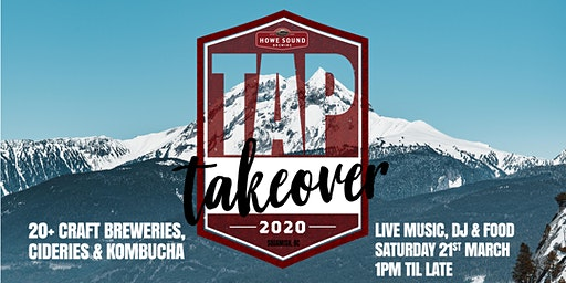 Tap Takeover 2020 at Howe Sound Brewing