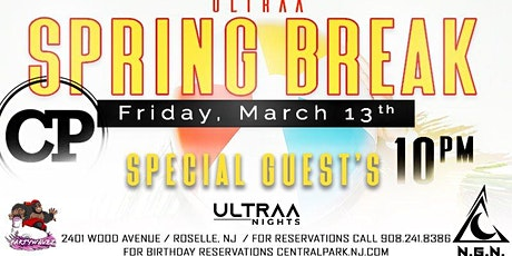 Ultraa Spring Break - NGN Edition tickets