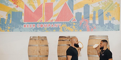 M.I.A. Brewery Bootcamp Hosted By: The Yard Miami tickets