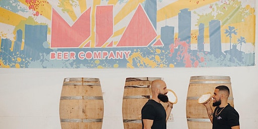 M.I.A. Brewery Bootcamp Hosted By: The Yard Miami