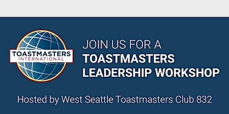 Leadership Skills Workshop tickets