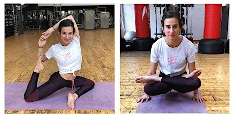 Cours de yoga (donation sur place) billets