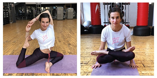Cours de yoga (donation sur place)