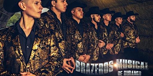 BRAZEROS Musical de Dgo ¡Live!