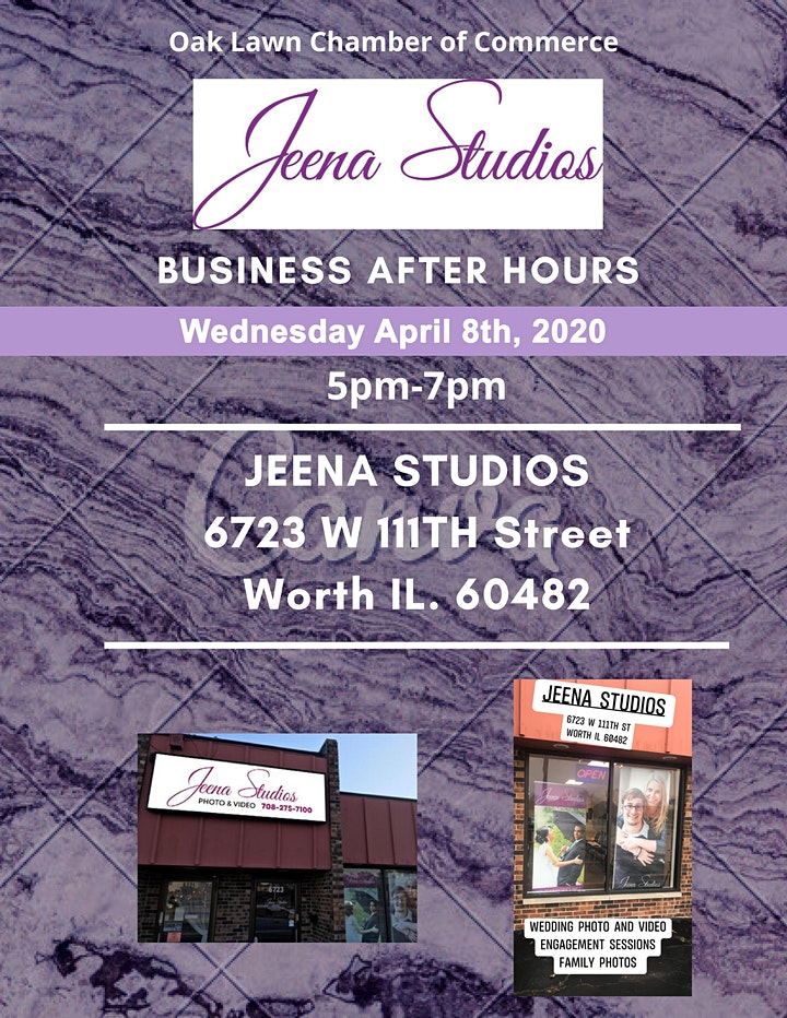 Business After Hours at Jeena Studios image