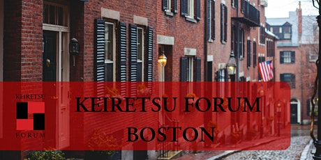 Keiretsu Boston Chapter April 2020 Meeting tickets