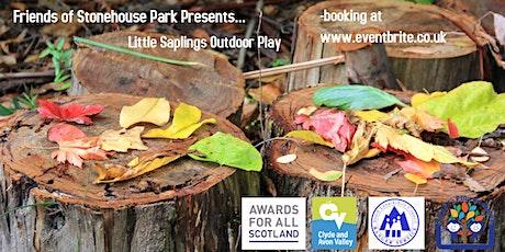 Friends of Stonehouse Park Little Saplings Outdoor Play tickets