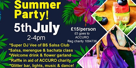 Bishop's Stortford Summer Dance Party! tickets