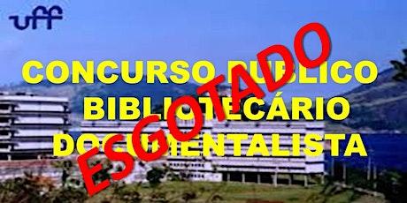 Curso Preparatório para a UFF 2020 - Universidade Federal Fluminense / Biblioteconomia ingressos