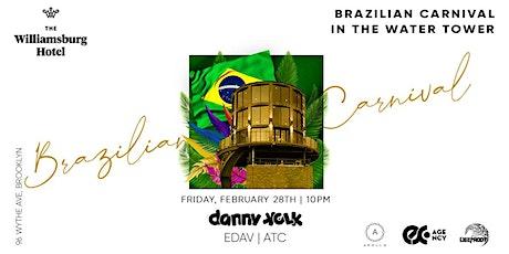 Danny Kolk In The Water Tower [Brazilian Carnival] tickets