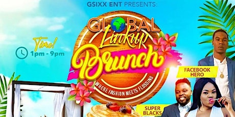 Global link up/POSTPONED UNTIL FURTHER NOTICE  tickets