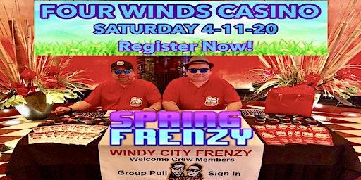Four Winds Casino New Buffalo, Michigan               $100.00   Group Pull