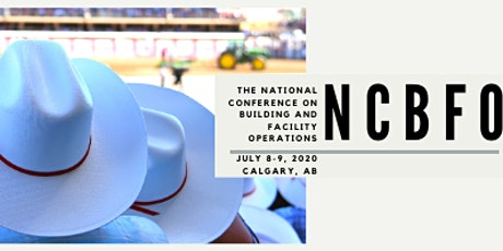 National Conference on Building Facility and Operations - 2020 tickets